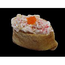 Инари суши с крабом