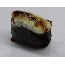 Запечёные суши с мидиями